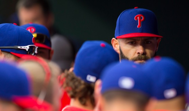 Jake Arrieta Blasted His Teammates, Including Bryce Harper, For Their Effort In Loss