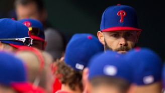 Jake Arrieta Absolutely Blasted His Teammates, Including Bryce Harper, For Their Effort In Loss