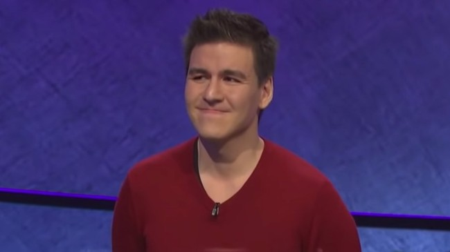 James Holzhauer one million dollars jeopardy