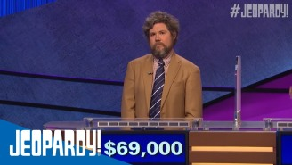 'Jeopardy!' Banned Players From Wagering $69, Won't You Sign This Petition To Allow Our God-Given Right To 69?