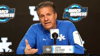 John Calipari Reportedly Receives A Lifetime Contract Extension From The University Of Kentucky