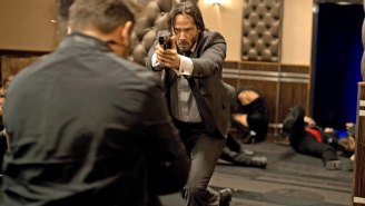Fan Creates Tremendous Free 'John Wick' NES Video Game That Is Harder Than A Keanu Reeves Book To The Mouth