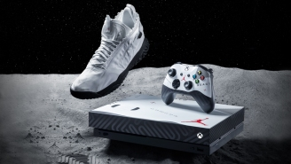 Air Jordan Teamed Up With Xbox To Make A Limited Edition Jordan Xbox One X (…That You Can Win!)