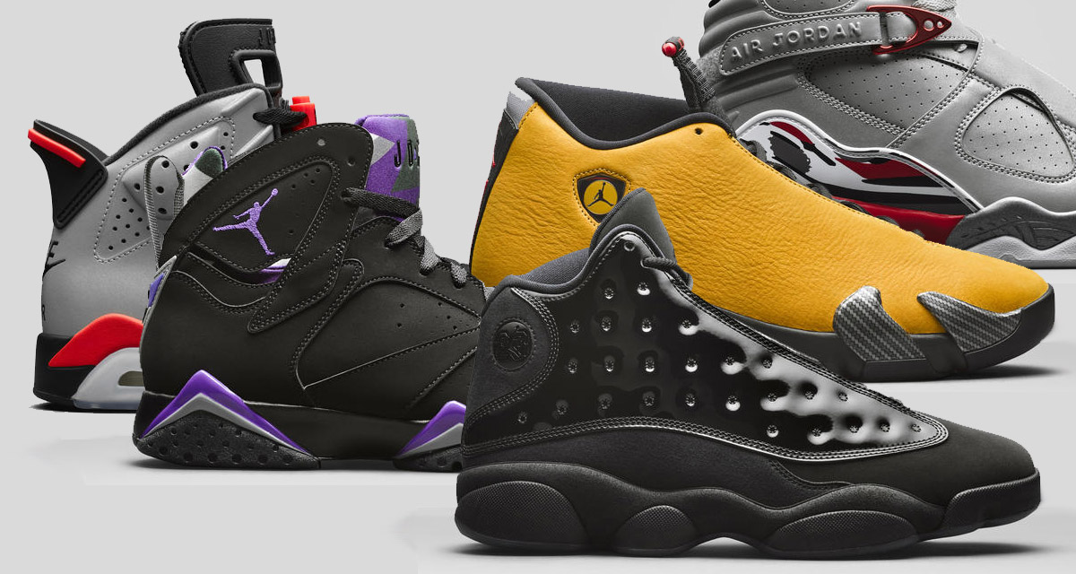Jordan Brand Unveiled Its Preview Of
