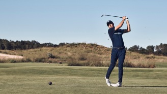 Under Armour Golf Just Revealed All The Fresh Gear Jordan Speith Will Be Wearing At This Year's Masters