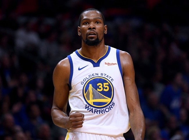 """Kevin Durant blames """"bad journalism"""" for speculating reports of his upcoming free agency"""