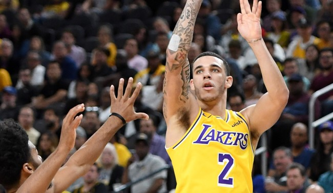 LaVar Ball Explained Why Lonzo Covered His Big Baller Brand Tattoo