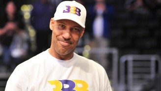 Lavar Ball Addressed The Big Baller Drama At His High School All-American Game In A Speech To The Fans