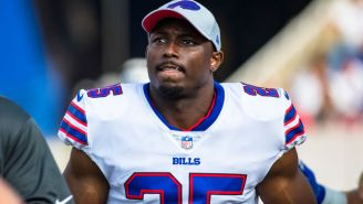 LeSean McCoy Is Getting Absolutely Ripped Apart For Spoiling 'Avengers: Endgame' On Twitter