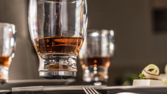 This Levitating Whiskey Tumbler Is The Coolest Drinking Accessory Of 2019