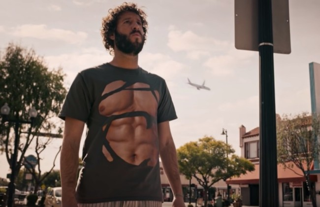 Lil Dicky Earth Music Video