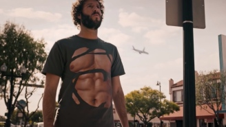 Lil Dicky's Outrageous New Music Video For 'Earth' Features Justin Bieber, Zac Brown, Snoop Dogg, Katy Perry, Wiz Khalifa, And More