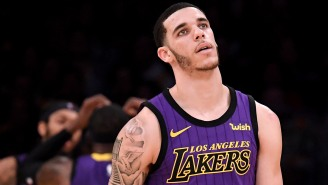 Lonzo Ball Is Suing A Big Baller Brand Co-Founder For Fraud, Seeks More Than $2 Million