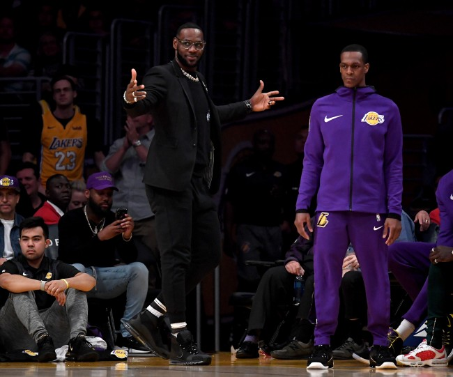 los angeles lakers front office and head coaching search lebron james
