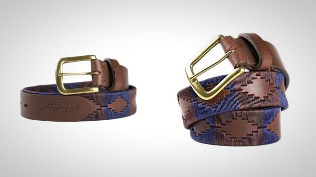 Macondo Belts handmade in Colombia
