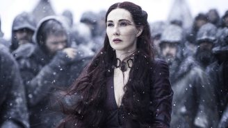 'Game Of Thrones' Fan Theory: Melisandre Is Currently In Winterfell Ready To Fight And You Missed Her Last Episode