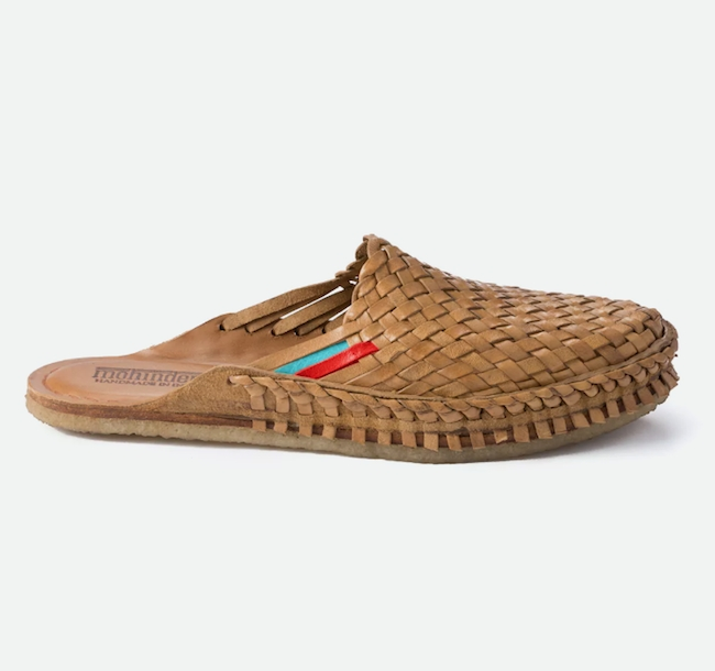 Mohinder Woven City Slippers