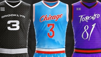 These NBA Jersey Designs Inspired By The Hip-Hop Artists And Cities They Represent Are Dope AF