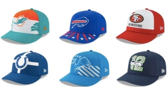 New Era Just Released A New Line Of Hats For The NFL Draft And People Are NOT Feeling Them