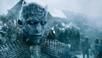'Game Of Thrones ' Fan Theory Says Fiery Death In Season 8's Premiere Gave A Clue On How To Defeat The Night King