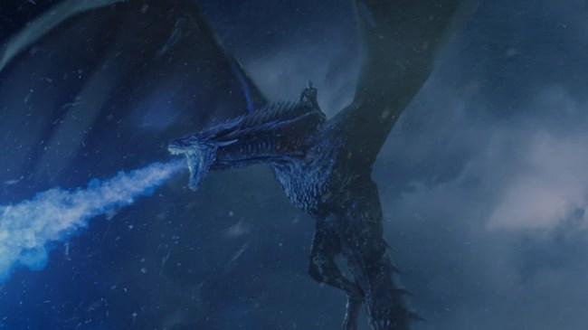night king ice dragon fan theory
