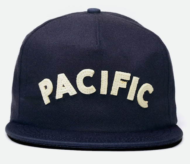 Pacific II Strapback from Ampel Creative