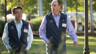 R.I.P. The Midtown Uniform? Patagonia Says It's Rethinking Which Finance Companies It Sells Its Vests To