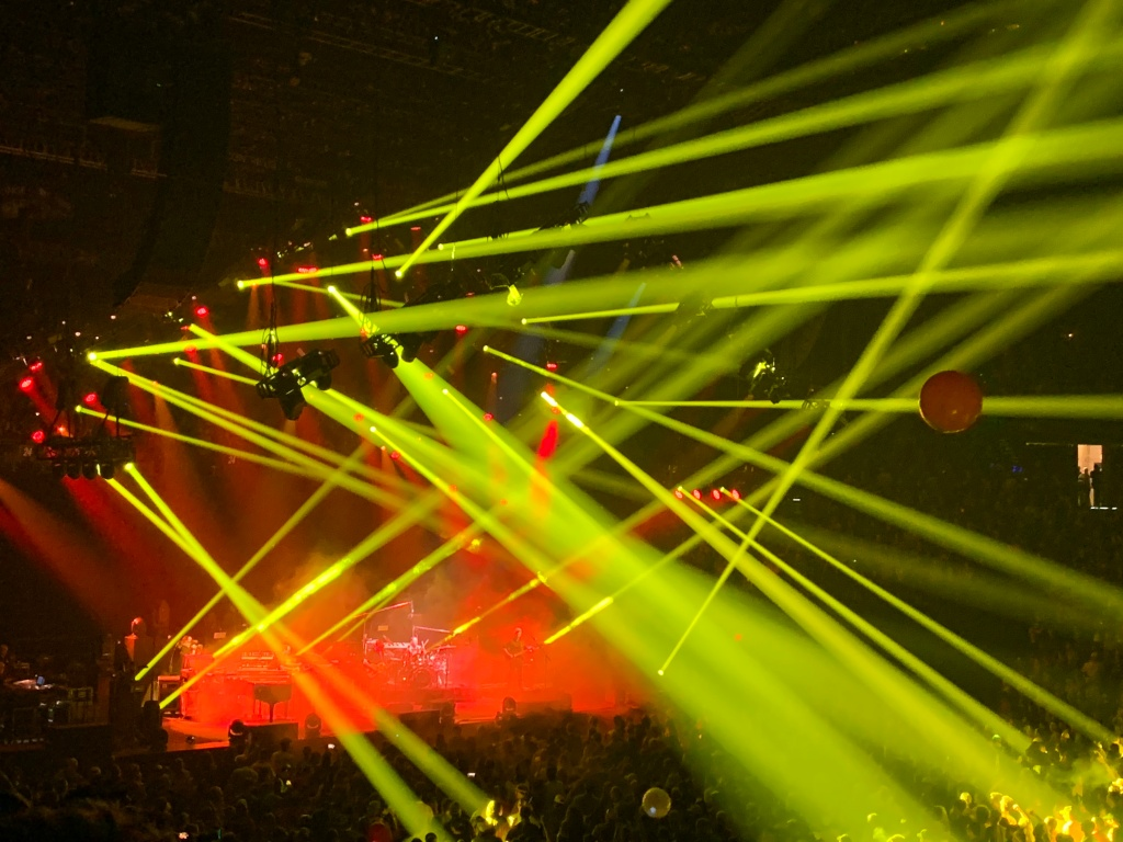 Phish Halloween concert Las Vegas 10/31/18