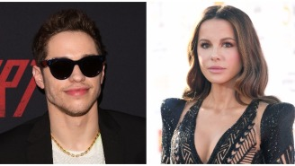 Pete Davidson And Kate Beckinsale Have Reportedly Called It Quits–Here's Why