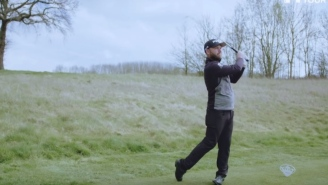 How Many Balls Would It Take For A Golf Pro To Make A Hole-In-One? This Pro Gets 500 Chances To Dunk One