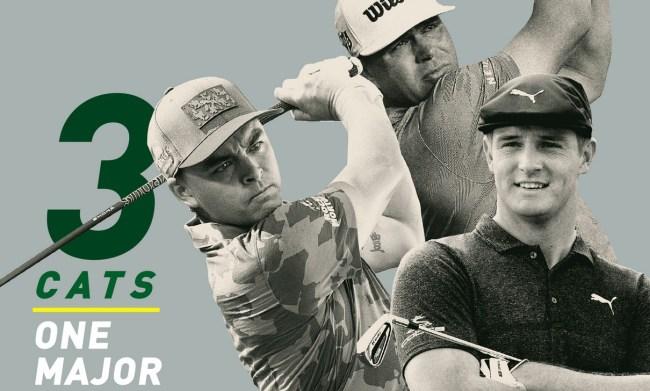Puma Golf Masters Scripting