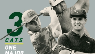 Puma Golf Just Unveiled Masters Scripting And A Sweet New Bag For Rickie Fowler, Bryson DeChambeau