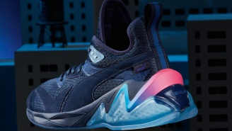 Puma Just Dropped The Second Sneaker In Their New LQD CELL Collection That Works With An AR App