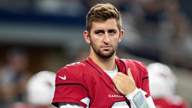 Quarterback Josh Rosen Missing From Arizona Cardinals 2019 Hype Video