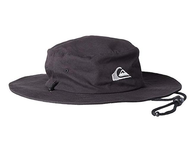Quiksilver Men's Bushmaster Floppy Beach Hat