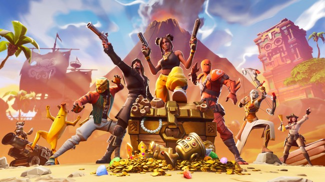 Real-life Fortnite Battle Royale Being Planned On A Private Island