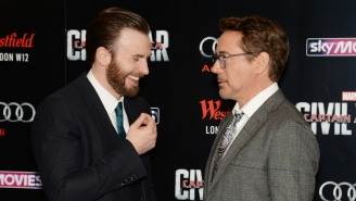 Robert Downey Jr. Surprised Chris Evans With One Hell Of A Custom Avengers-Themed Gift
