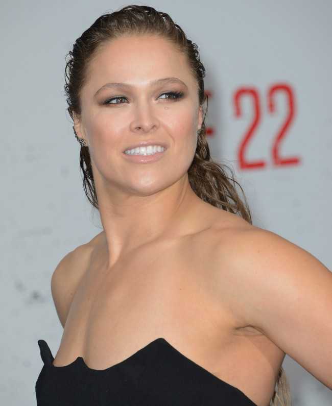 Ronda Rousey On Her Injury, Possibly Quitting WWE, Getting Pregnant