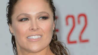 Ronda Rousey Talked About Her WrestleMania Injury, Quitting WWE, And Her #impregnationvacation