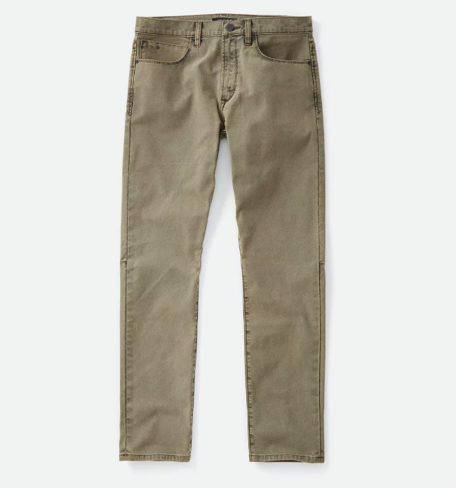 Rover Pant in Light Olive from Proof
