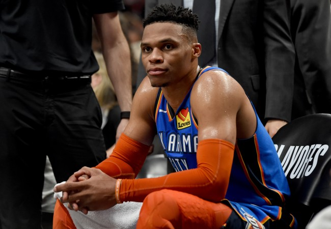 Russell Westbrook got ripped by Twitter after ugly performance in loss to Portland Trail Blazers