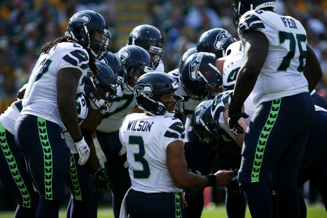 Russell Wilson spent over $150,000 on gifts for his Seahawks teammates after contract extension