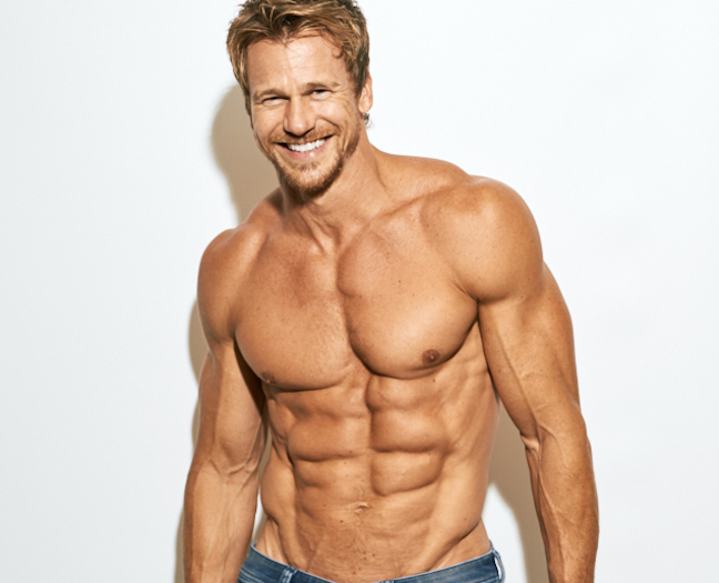 Rusty Joiner Abs