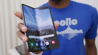 Samsung's $2,000 Foldable Phone Is Already Breaking