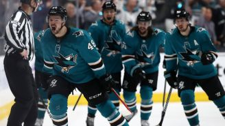 The San Jose Sharks Staged A Comeback For The Ages In An Absolutely Wild Game Seven Win