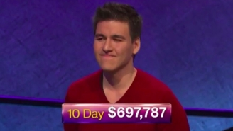 Is The 'Jeopardy!' Contestant Who Broke His Own Record For Winnings In A Single Episode Reaching 'Sex Symbol' Status?