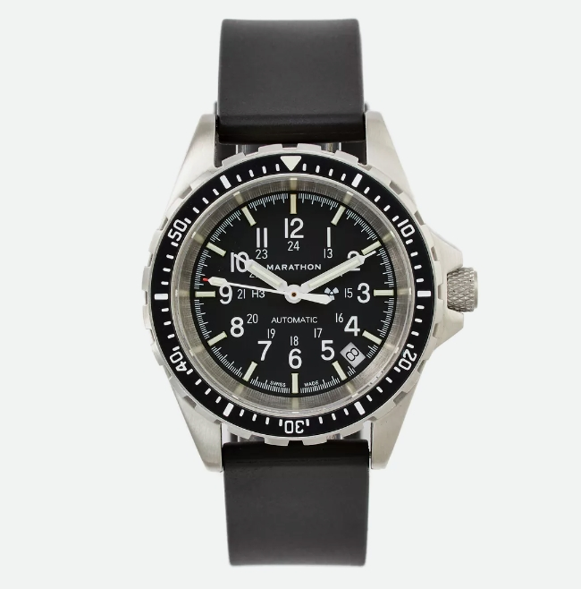 Search and Rescue Diver's Automatic Watch