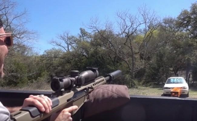 shooting WD-40