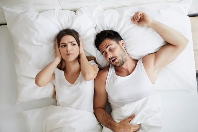 snoring health issues
