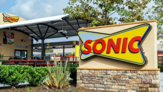 Sonic's Margarita-Inspired Slush Made With Carolina Reapers Is The Drink You Didn't Know You Needed In Your Life